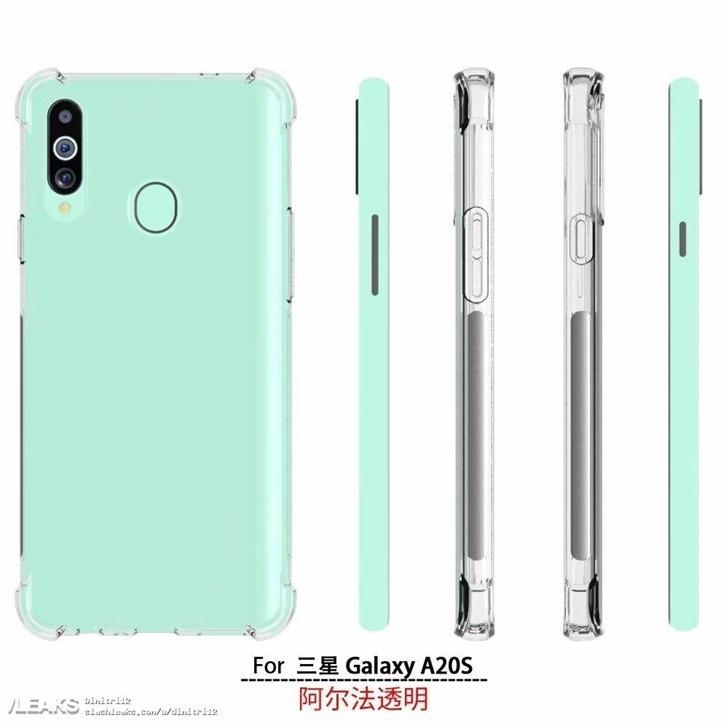 Рассекретили характеристики Samsung Galaxy A20s – фото 2