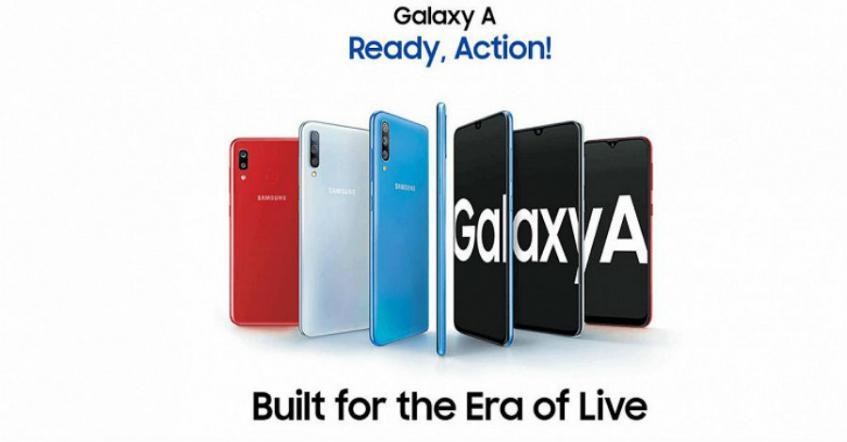 Рассекретили характеристики Samsung Galaxy A20s – фото 1
