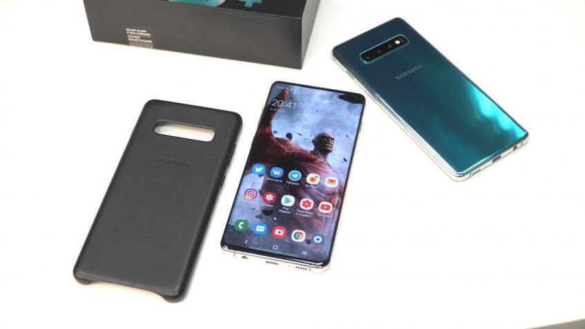 Samsung Galaxy S11, S11e и S11+: первые подробности