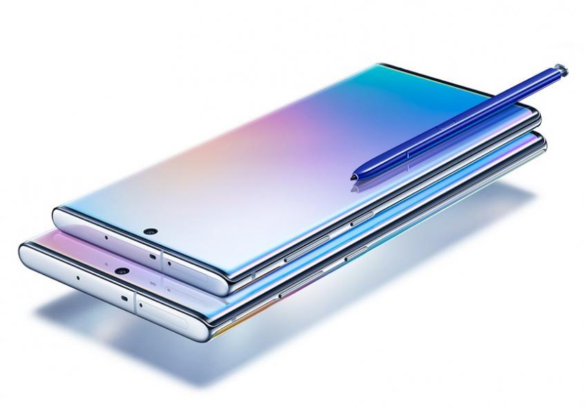 Samsung готовит удешевлённый вариант Galaxy Note 10 - 1