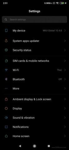 Смартфон Redmi K20 Pro получил обновление до Android 10 - 4
