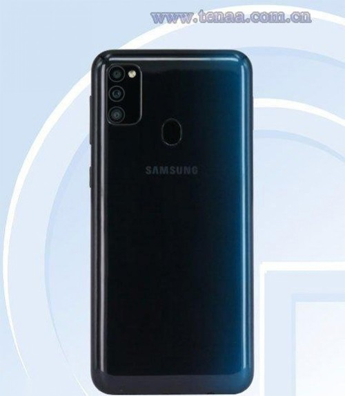 Смартфон Samsung Galaxy M30s показал лицо