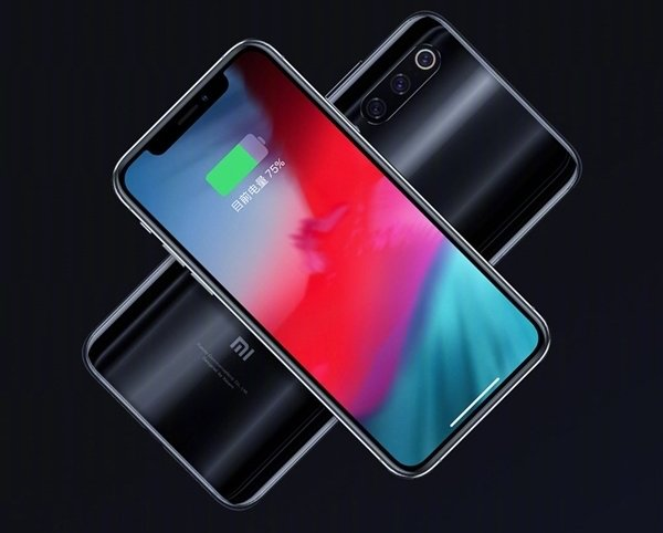 Смартфон Xiaomi 9 Pro 5G сможет зарядить без проводов iPhone XS до 20% ????????за полчаса