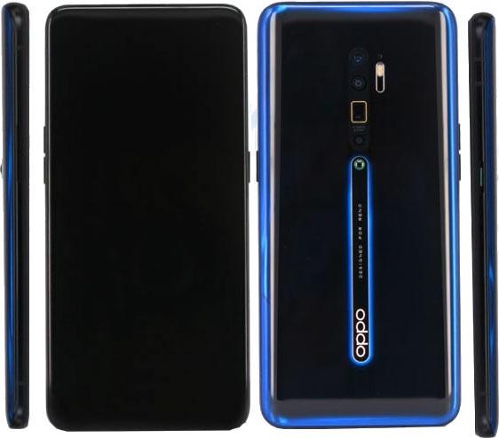 В Китае сертифицирован Oppo Reno 10x Zoom 5G: экран 6,6