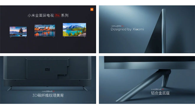 Xiaomi представила тонкий 4К-телевизор Mi TV 4A 70ʺ – фото 2