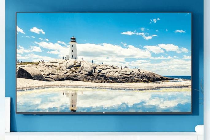Xiaomi представила тонкий 4К-телевизор Mi TV 4A 70ʺ – фото 1
