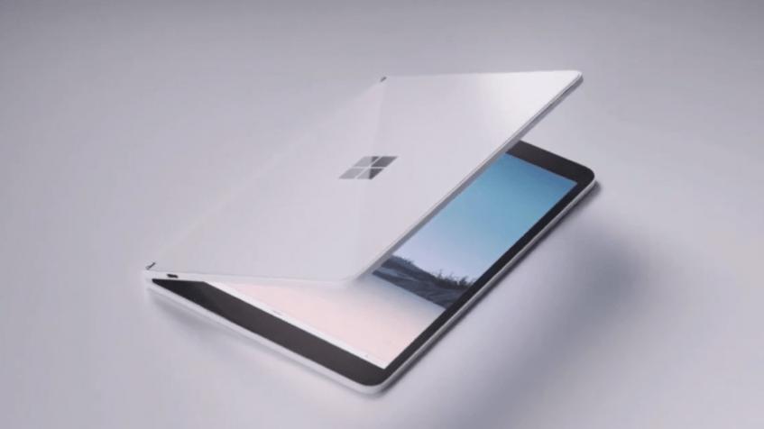 Анонс Microsoft Surface Neo: складной планшет с двумя дисплеями – фото 3