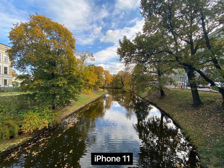 Флагманский Vivo NEX 3 с экраном-водопадом обогнал iPhone 11 в фото-сравнении - 2