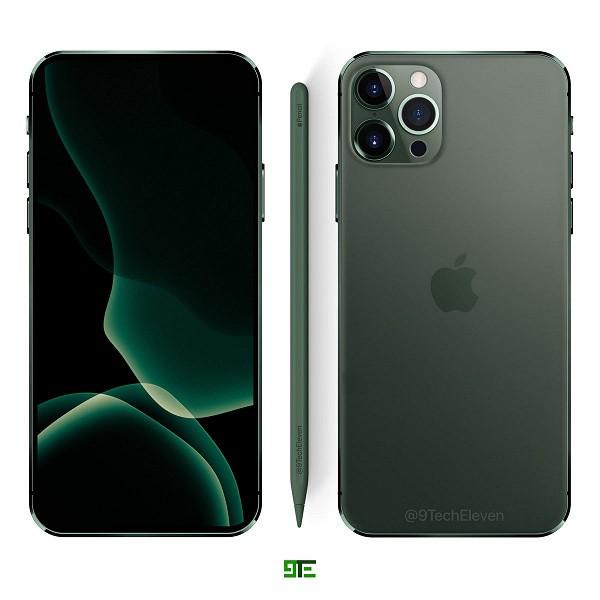 iPhone 2020 года украдет главную фишку планшетов iPad - 3