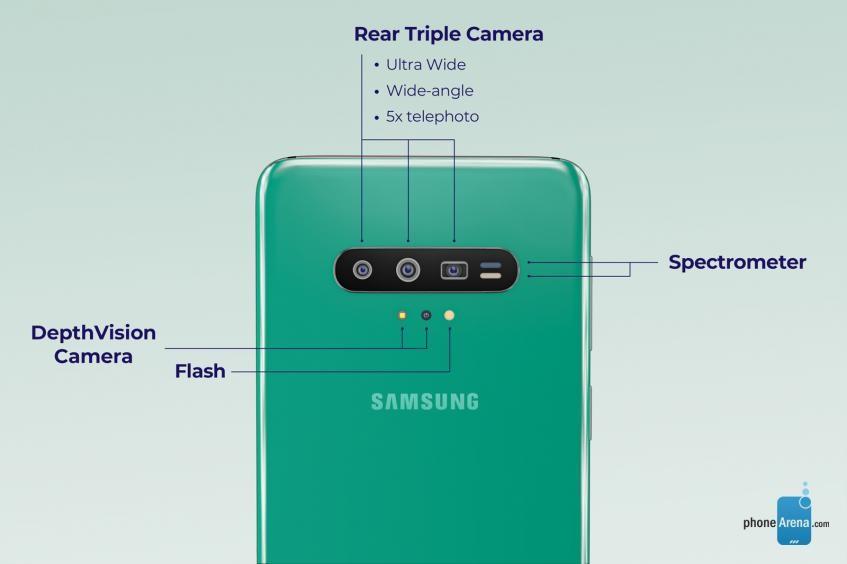 Концепт: каким может стать Samsung Galaxy S11 – фото 2