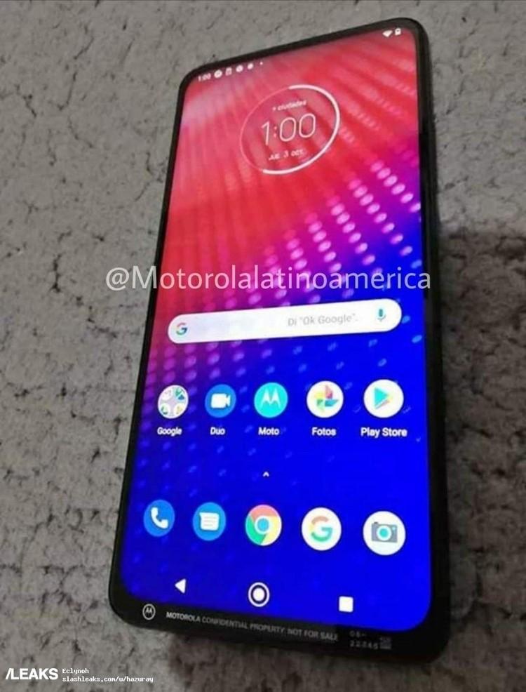 Motorola готовит флагманский смартфон с экстремально качественным зумом в камерах - 2