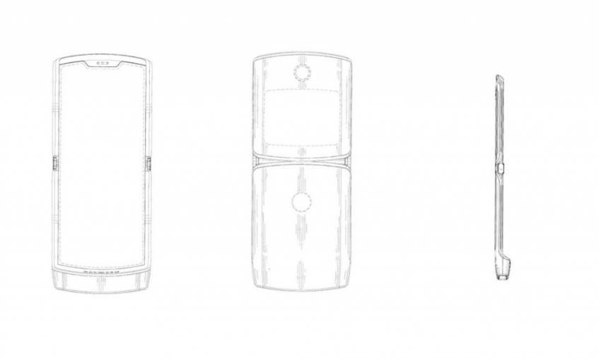 Патентная заявка Motorola