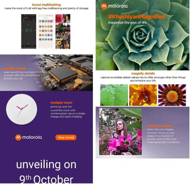 Названа дата анонса Motorola One Macro – фото 1