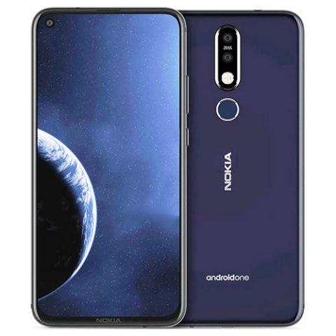 Смартфон Nokia 8.1 получил обновление до Android 10 - 1