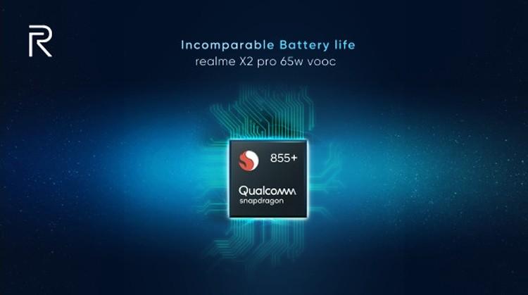 Смартфон Realme X2 Pro получит самую быструю в мире зарядку