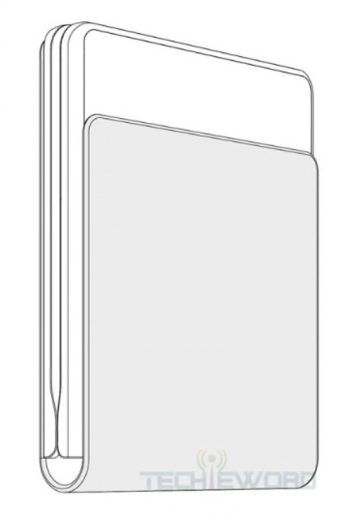 Huawei разрабатывает свою раскладушку с гибким экраном - 2