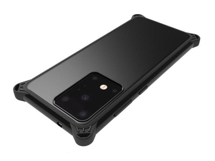 Изображения чехлов для Samsung Galaxy S11 Plus «утекли» в Интернет
