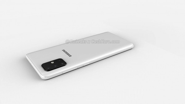 Показали Samsung Galaxy A71 со всех сторон – фото 3