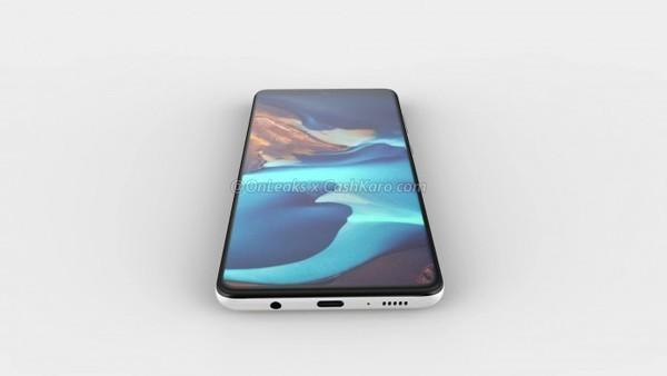Показали Samsung Galaxy A71 со всех сторон – фото 1