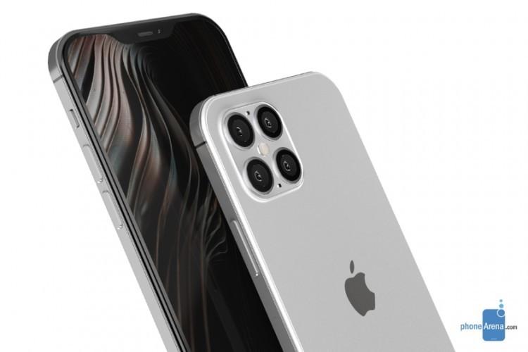 Примерное изображение iPhone 12 - 3