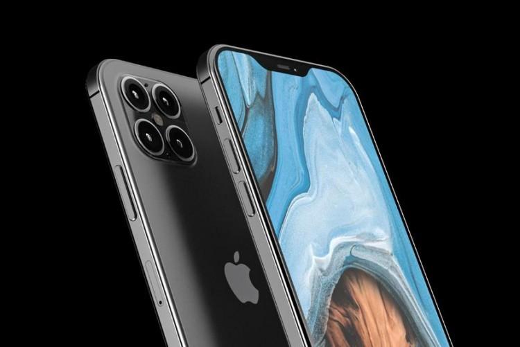 Примерное изображение iPhone 12 - 1