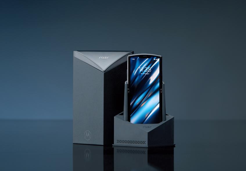 Ремонт гибкого Motorola Razr оказался дешевле, чем у конкурентного Galaxy Fold - 1