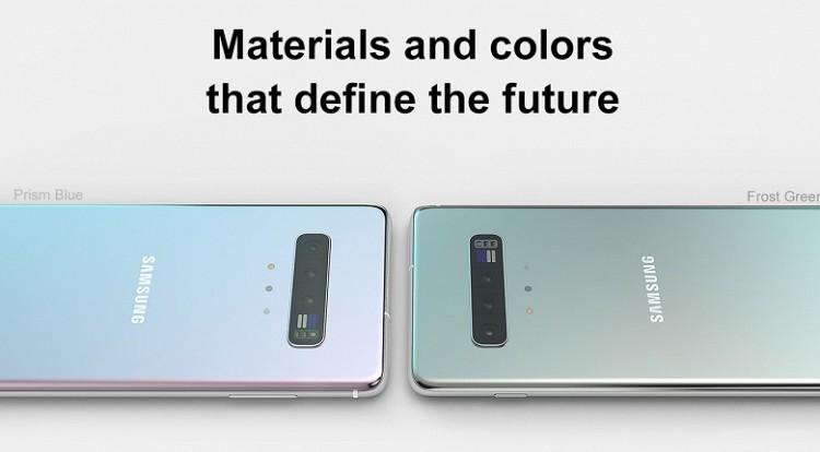 Samsung Galaxy S11 с экраном-водопадом показали на рендерах - 2