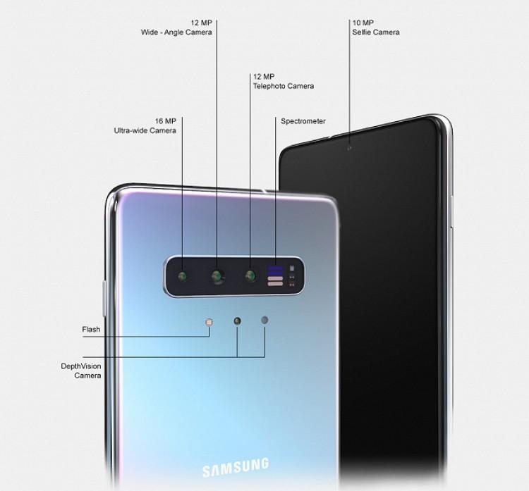 Samsung Galaxy S11 с экраном-водопадом показали на рендерах - 3