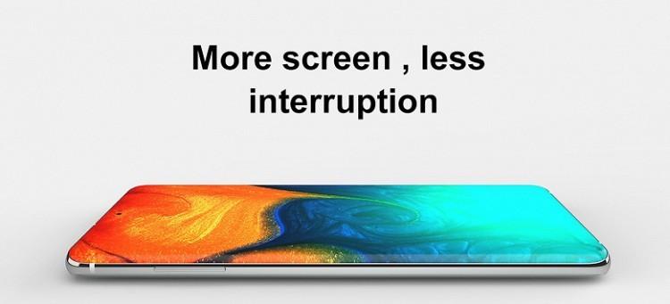 Samsung Galaxy S11 с экраном-водопадом показали на рендерах - 4