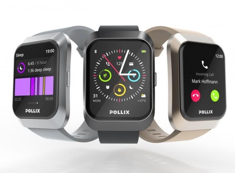 Умные часы Pollix с множеством датчиков и 10-дневным временем работы - 2