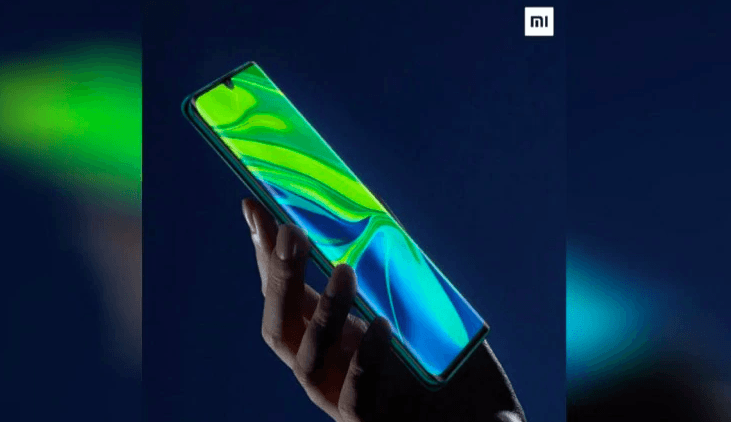 Xiaomi Mi Note 10 дебютирует раньше чем ожидалось