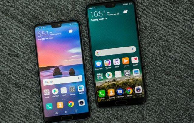 Для смартфонов Huawei P20 и P20 Pro начало распространяться обновление прошивки - 1