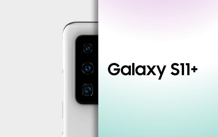Новые подробности о камерах Samsung Galaxy S11+