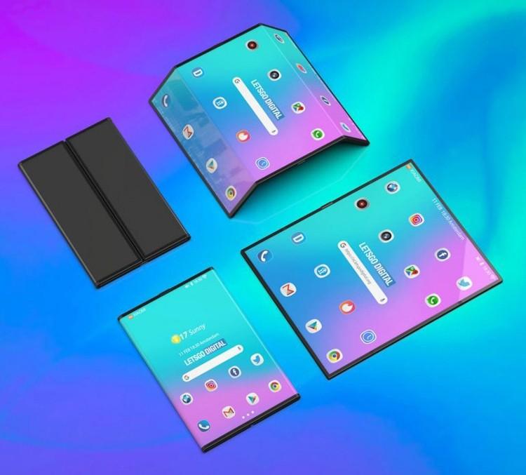 Гибкие смартфоны в формате раскладушки наиболее привлекательны для потребителей