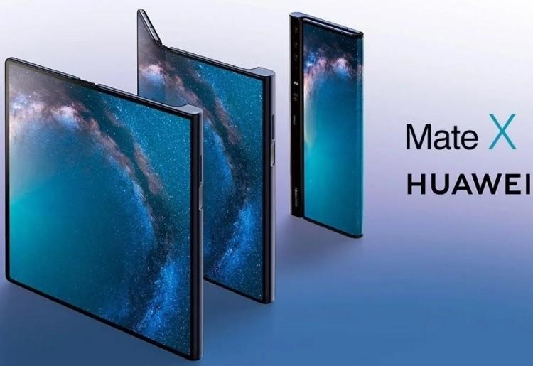 Huawei Mate X следующего поколения получит поддержку быстрой зарядки 65 Вт