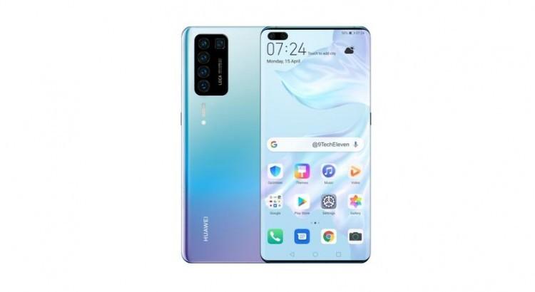 Изображение Huawei P40 Pro - 1