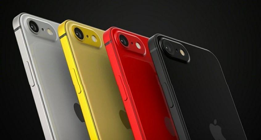 Как может выглядеть iPhone SE 2 – фото 2