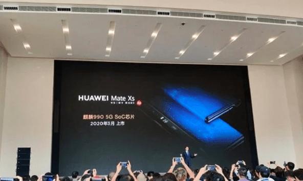 Названо время анонса Huawei Mate Xs