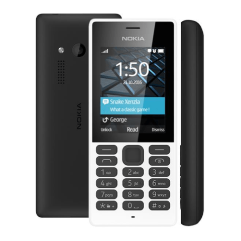 Nokia представила кнопочный телефон - 1