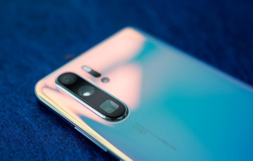 Новые технические подробности камер Huawei P40 Pro