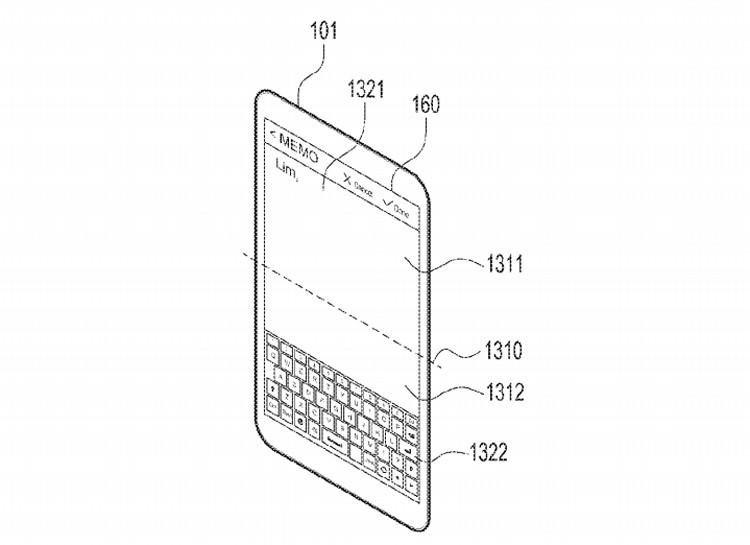 Новый гибкий смартфон Samsung сможет сгибаться в разные стороны - 1