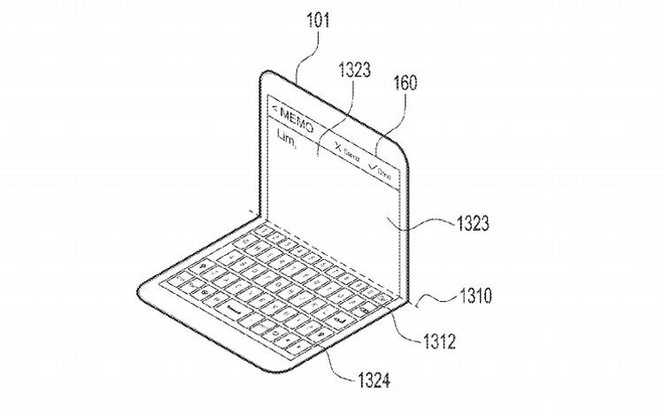 Новый гибкий смартфон Samsung сможет сгибаться в разные стороны - 4