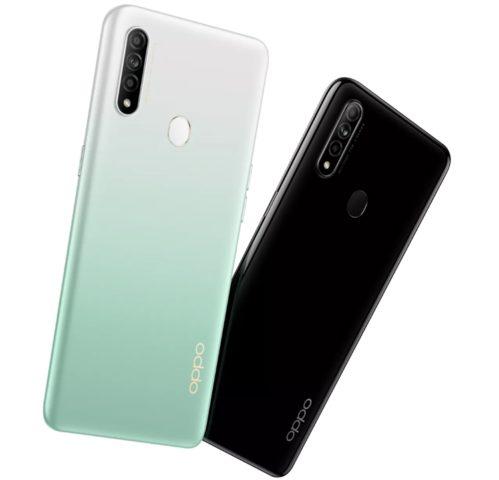 Представлен смартфон OPPO A8 - 1