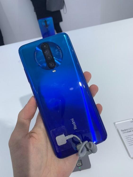Реальные фотографии вышедшего смартфона Xiaomi Redmi K30 - 4