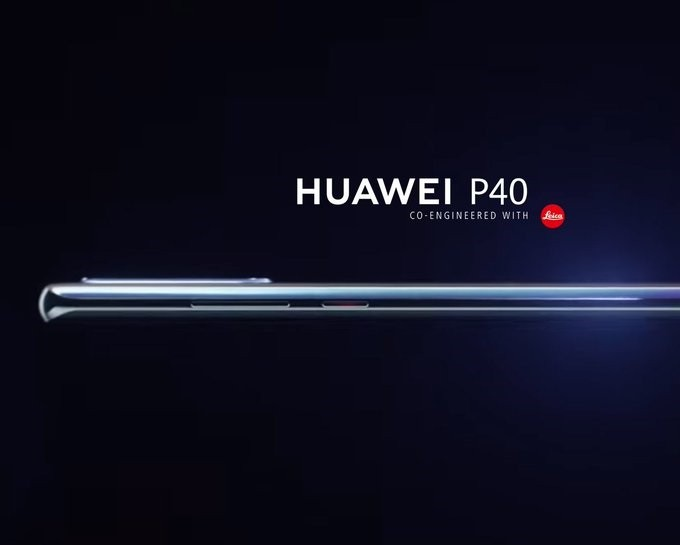 дизайн Huawei P40 Pro