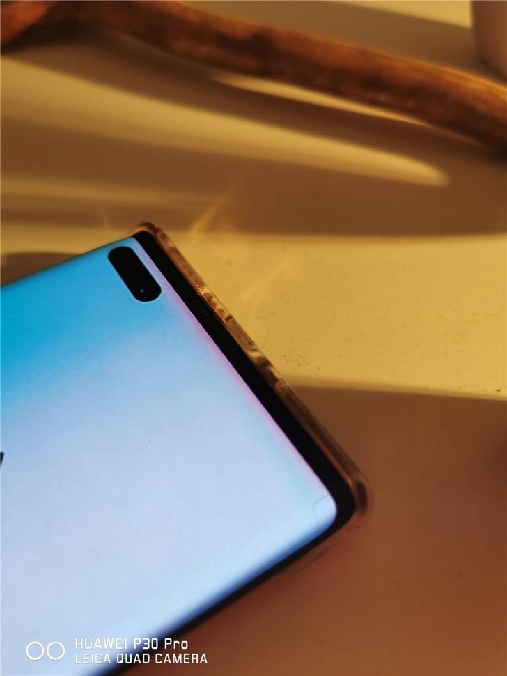 Рендер раскрывает дизайн Huawei P40 Pro
