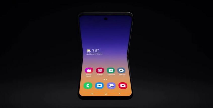 Слух: в экране Galaxy Fold 2 будет использован новый тип ультратонкого стекла вместо пластика – фото 3
