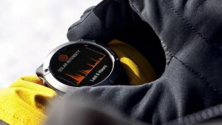 Смарт-часы Garmin Instinct 2 Solar смогут подзаряжаться от солнечной энергии