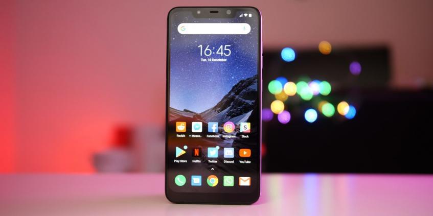 Xiaomi официально подтвердила работу над новым ожидаемым Pocophone - 1