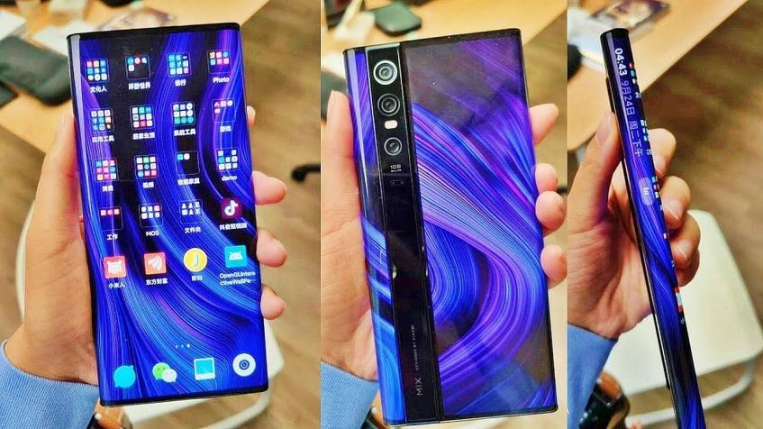 Xiaomi раскрыла дизайн фирменной оболочки MIUI для смартфонов будущего - 1